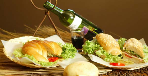 Restaurant Retail Web Design